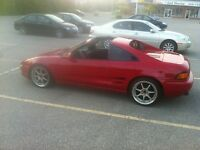 1991 Toyota MR2 (Trade for convertible or cash)