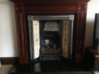 Reproduction Fire Place