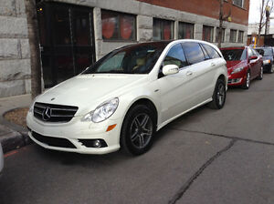 2010 MERCEDES R350 BLUETEC AWD PARFAITE / PERFECT CONDITION 2010