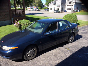 2001 Saturn L-Series Berline