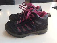 Girls Karrimor walking boots UK size 1