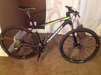 2015 Cannondale Fsi Carbon hard tail