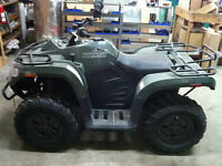 Arctic Cat ATV for sale - Rarely Used!