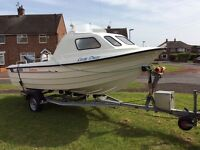 Reiver Sportsman Day Boat