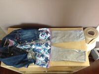 Girls size 4 Calvin Klein 3 piece outfit