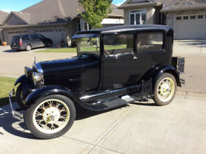 1928 Ford Model A Coupe (2 door)