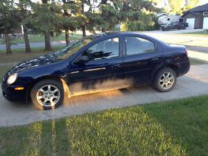 2004 Dodge SX 2.0 Base Sedan