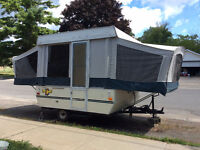 Dutchman Tent Trailer 8 foot