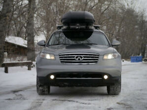 2007 Infiniti FX35 AWD SUV - Great Condition, Clean Car Proof