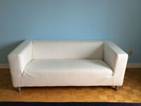 Divan/Causeuse / Couch / Loveseat