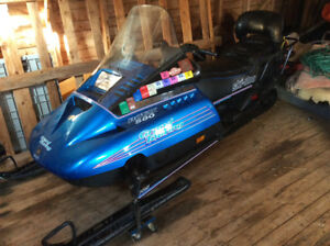 Ski Doo Grand Touring Immaculate. Needs nothing.
