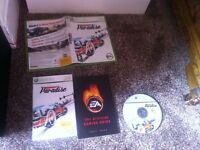 Burnout paradise car game xbox 360