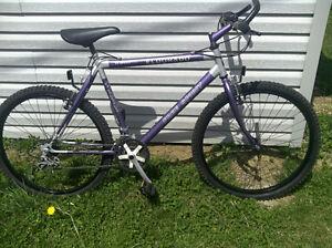 Beau vélo de montagne pour homme Free Spirit 26'' 18 vitesses sh