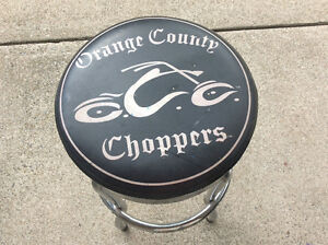 Orange County Choppers Garage/Bar Stool