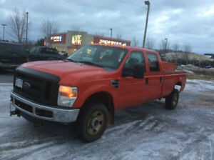 2009 F 350 Super Duty 5.4 Triton Quiet manifolds,274km,$5000.