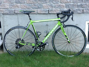 Cannondale Super Six Evo Ultegra Carbone