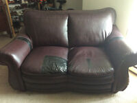 Must go now - love seat