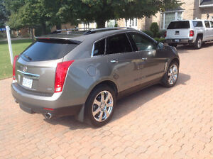 2012 Cadillac SRX Performance SUV, Crossover
