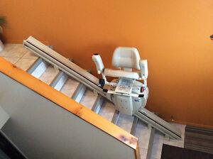 Chaises électriques pour escalier