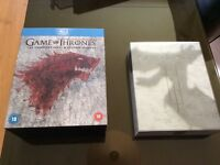 Game Of Thrones Season 1,2 & 3 on Blu-Ray