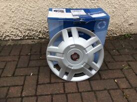 """15"""" Fiat DUCATO wheel trims"""
