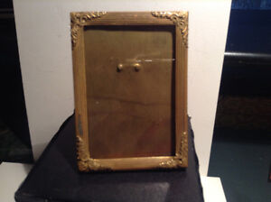 Vintage Metalcraft Photo Antique Frame