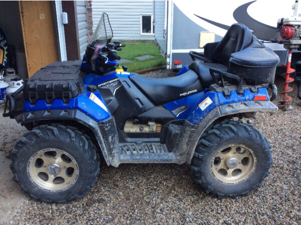 Used 2011 Polaris Sportsman 850 EFI