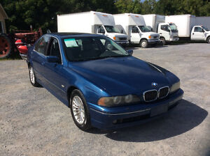 2003 BMW 540i RWD 290 HP/ 324 FPT , 153 LOW KMS $5750.00