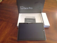 Microsoft Surface Pro 3. Still in box, never used!!