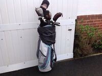 A set of golf clubs for Sale
