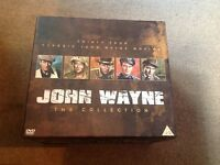 JOHN WAYNE THE COLLECTION 30 DVDS