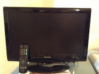 "21"" Sharp Flat Screen TV - Sold pending pick up"
