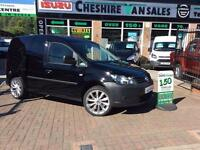 12 REG VW CADDY 2.0 C20 TDI 140 BHP AIR CON ELEC PACK FVWSH OPEN 7 DAYS