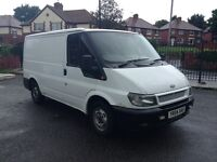 04 ford transit 85ps t260 ply lined