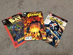 Batman comics key issues