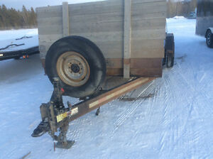 For sale 2010 trailtech trailer 18 foot
