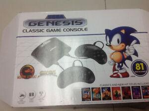 Genesis  console
