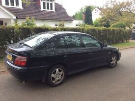 HONDA ACCORD 1.8 MODEL 2001 FULL LEATHERS GREAT SPEC 1 OWNER FROM NEW FORD FIAT TOYOTA SEAT