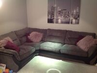 Lovely corner sofa for sale