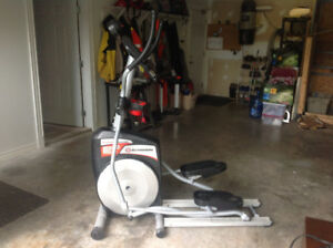 Schwinn eliptical exercise machine