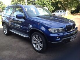 2006 BMW X5 Le Mans edition