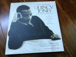 The Complete Quincy Jones - Book