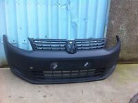 Caddy 2011 front/rear bumpers and head lights