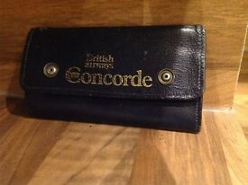 British Airways Concorde key holder