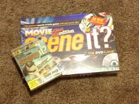 Set of 4 board games