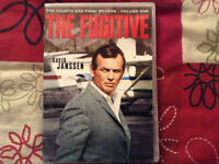 The Fugitive - Various movies on DVD