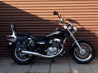 Suzuki GZ Marauder 125 Only 1493miles. Delivery Available *Credit & Debit Cards Accepted*