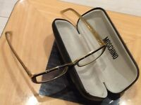 Ladies Designers Glasses Moschino