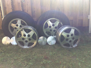Set of Rims for Sale NEW PRICE