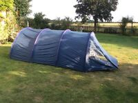 SUNNCAMP SUPER TUNNEL TENT
